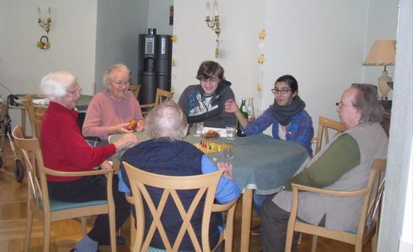 Glücksmomente – Das Mit- und Füreinander der Generationen