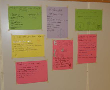 2. Projekttag klasse 7a