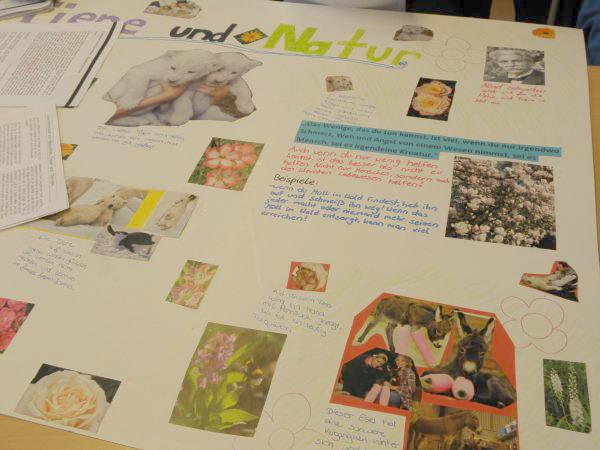 2.Projekttag Klasse 7e