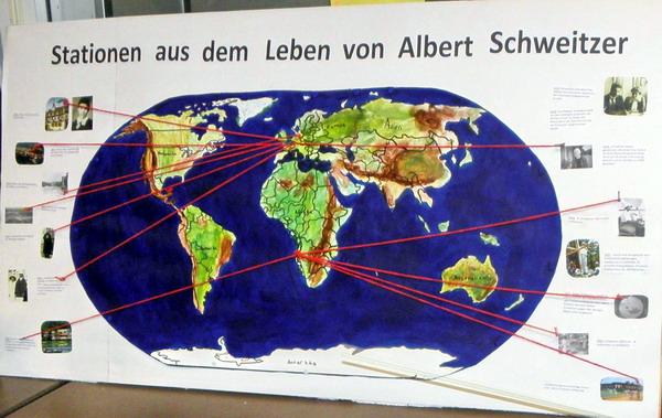 Albert-Schweitzer-Projekttage 2013