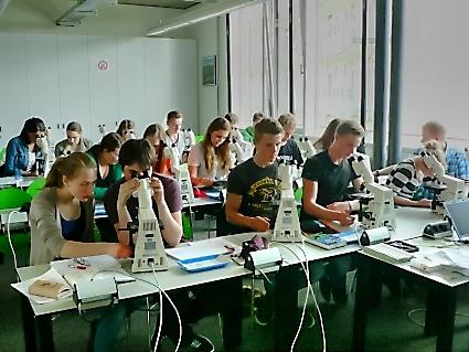 Albert-Schweitzer-Schule forscht im X-Lab