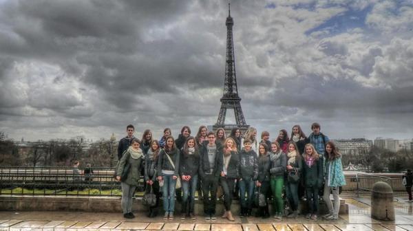 Tanz, Theater und Baguette – Schüler der Albert-Schweitzer-Schule zu Gast in Yvetot