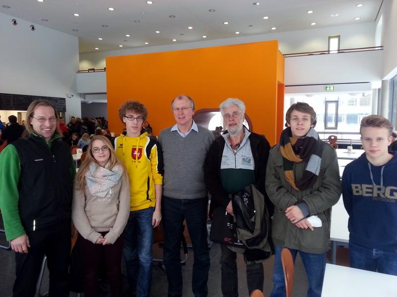 RRASS beim Rudersymposium in Hannover
