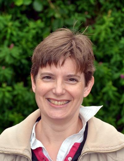 Wibke Pohlmann, Beratungslehrerin der ASS