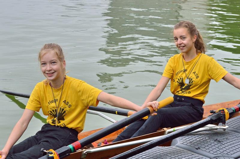 Frust und Freude in den Nienburger Booten
