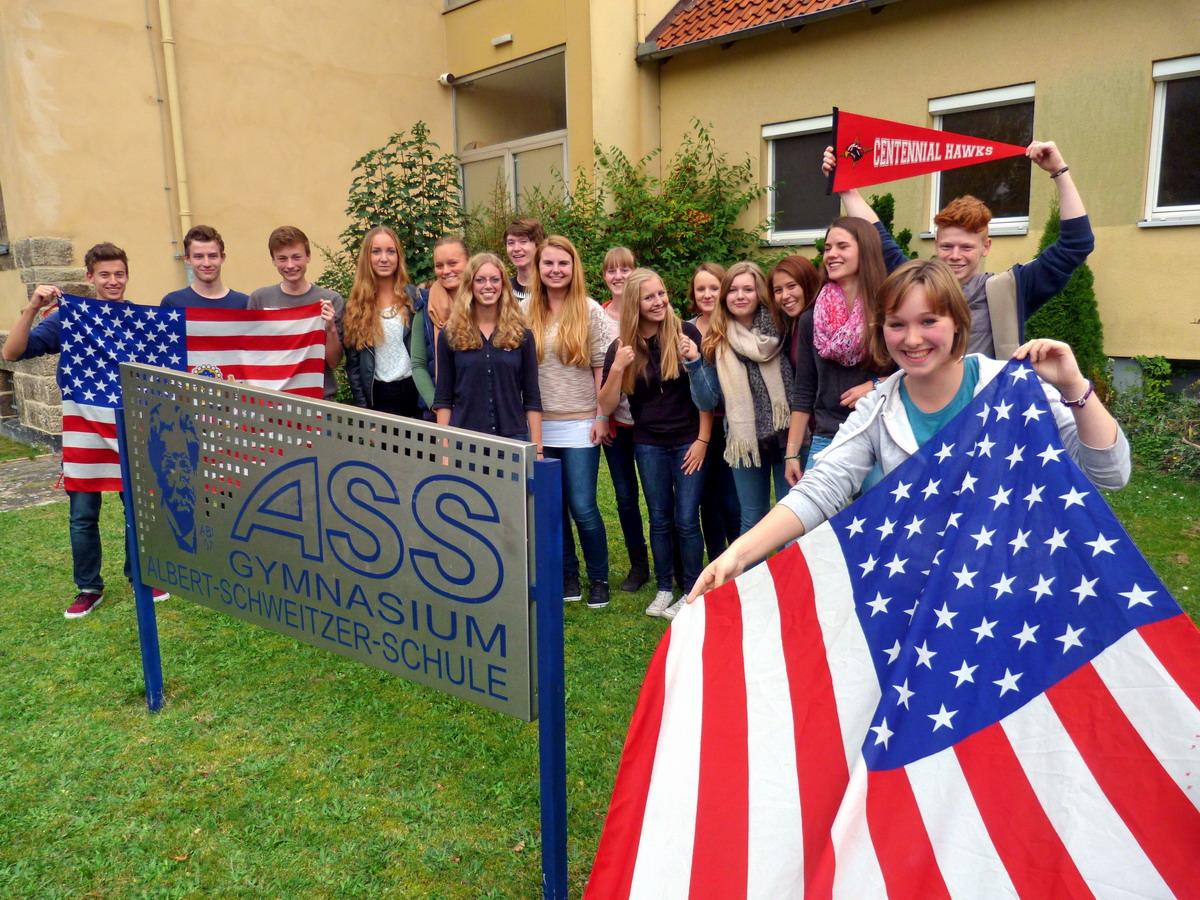 ASS goes America