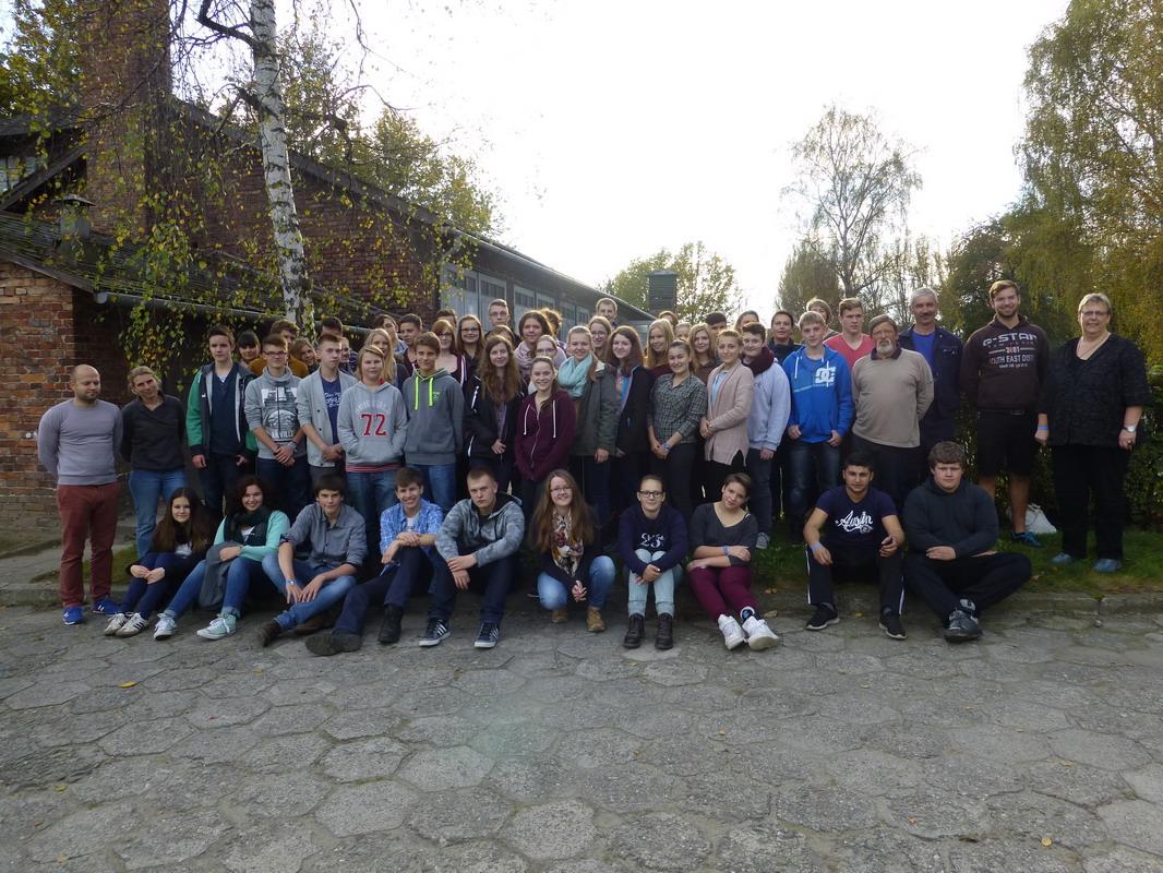 Przypomnij sobie – Studienfahrt nach Oświęcim/Auschwitz