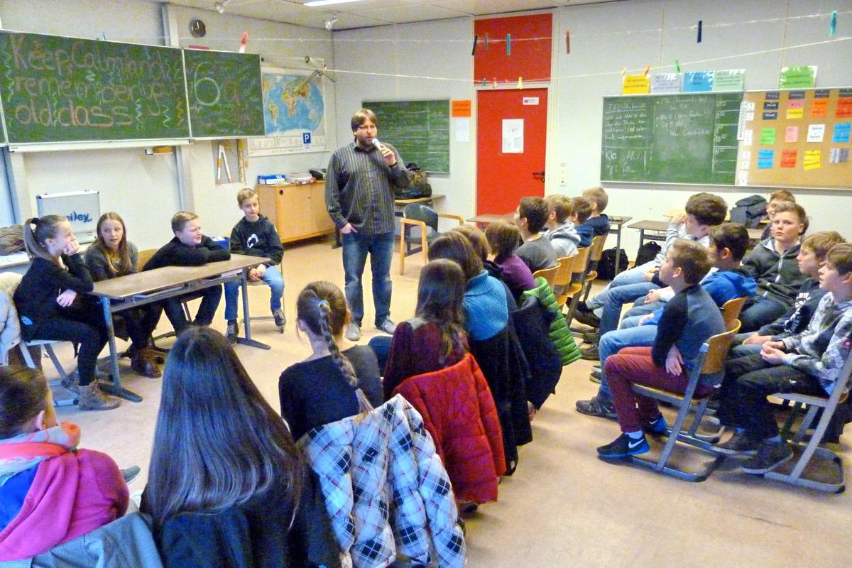 ASSler erhalten Schulung für 'Neue Medien'