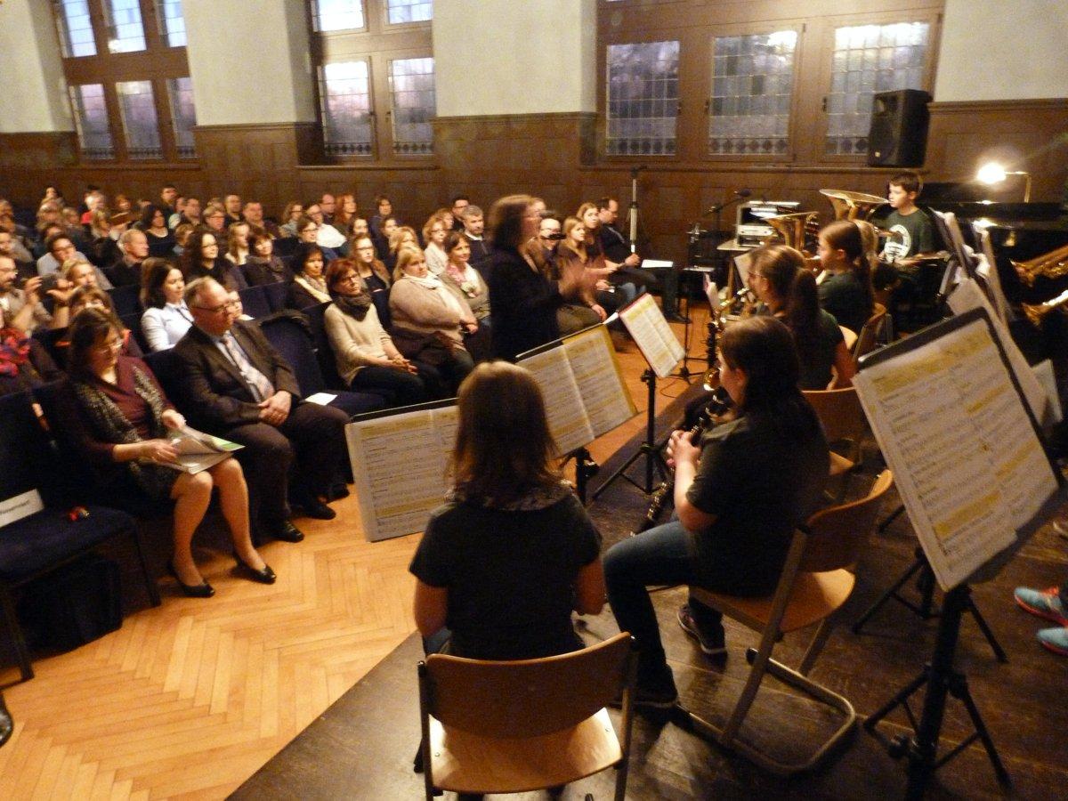 Musik- und Kulturabend an der ASS