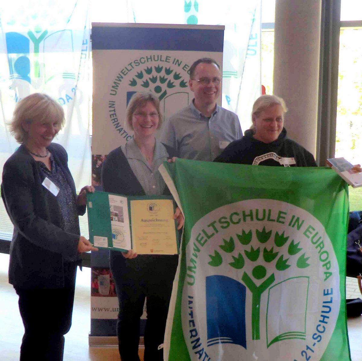 ASS wird Umweltschule 2014 – 2016
