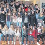 Die Schülerinnen und Schüler vom Lycée Raymond Queneau in Yvetot und vom Nienburger Gymnasium Albert-Schweitzer-Schule haben tolle Tage in Norddeutschland miteinander verbracht und freuen sich schon auf das nächste Treffen in vier Monaten in der französischen Normandie. (FOTO: BROSCH)