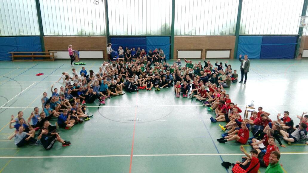 Fünftes Quidditch-Turnier an der Albert-Schweitzer-Schule
