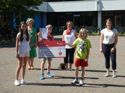 ASS holt 1. Preis im Sportabzeichenwettbewerb