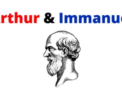 Arthur und Immanuel